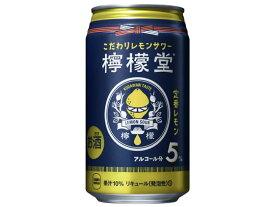 コカ・コーラ/檸檬堂 定番レモン 350ml缶