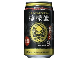 コカ・コーラ/檸檬堂 鬼レモン 350ml缶