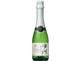 山梨 キッコーマン/マンズワイン 酵母の泡 甲州ハーフ 360ml