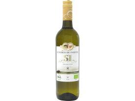 巴ワイン/セニョリオ デ イニエスタ 白 オーガニック 750ml