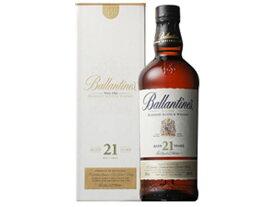 バランタイン 21年 ウイスキー 40度 750ml Ballantine's 21 Years Old SUNTORY サントリー 【箱付き】
