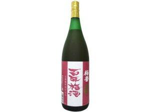 明利酒類/梅香 百年梅酒 完熟梅特別仕込み 1800ml