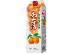 【お取り寄せ】メルシャン/メルシャン あんず酒パック 1000ml