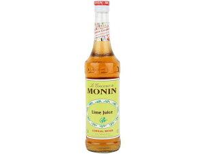 日仏貿易/モナン コーディアル ライム果汁 700ml