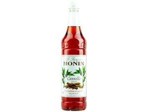 【お取り寄せ】日仏貿易/モナン シナモン シロップ 瓶 700ml