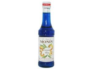 日仏貿易/モナン ブルーキュラソー シロップ 250ml