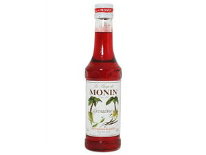 日仏貿易/モナン グレナデン シロップ 瓶 250ml