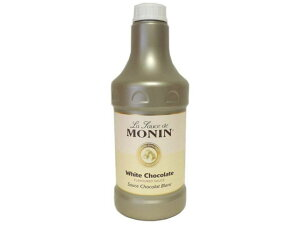 日仏貿易/モナン ホワイトチョコレート ソース 1890ml