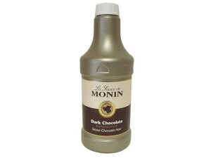 日仏貿易/モナン ダークチョコレートソース 1890ml