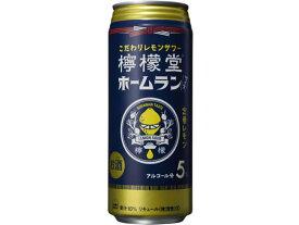 コカ・コーラ/檸檬堂 ホームラン定番レモン 500ml