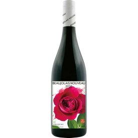 【ボジョレーヌーボー2020】ラブレ・ロワ ボージョレ・ヌーボー2020 ライトボディ 赤ワイン 750ml ヴィーガン対応 サッポロビール 青山フラワーマーケットコラボ