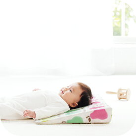 スリーピングピロー(吐き戻しをやわらげる ベビー枕) | 6重ガーゼ 幅50cmのゆったりサイズ【日本製】【洗える】【全品送料無料】【サンデシカ公式通販/ココデシカ】