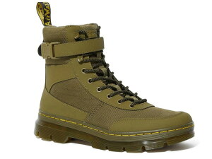 COMBS TECH UTILITY BOOTS DMS OLIVE EXTRA TOUGH POLY+AJAX 25216355