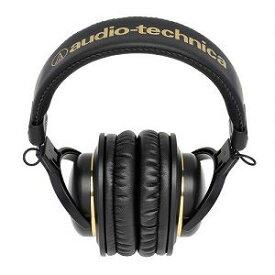 【中古】audio-technica 密閉型DJヘッドホン ブラック ATH-PRO5MK3 BK