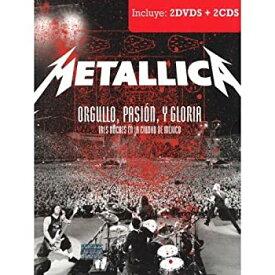 【中古】Orgullo Pasion Y Gloria: Tres Noches En Mexico (2DVD 2 CD) [Import]