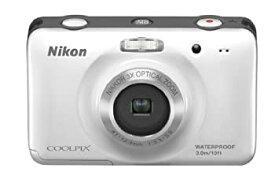 【中古】Nikon デジタルカメラ COOLPIX (クールピクス) S30 ホワイト S30WH