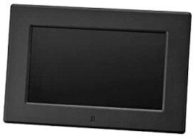 【中古】グリーンハウス 低消費電力設計 7型ワイド液晶 デジタルフォトフレーム 高精細(800×480Pixel)ブラック GH-DF7X-BK