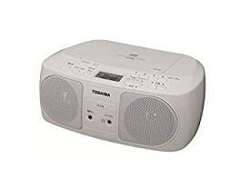 【中古】東芝 CDラジオ TY-C15(W) [ホワイト]