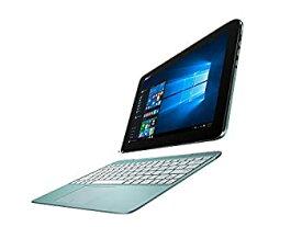 【中古】ASUS 2in1 タブレット ノートパソコン TransBook T100HA-BLUE Windows10/Microsoft Office Mobile/10.1インチ/アクアブルー