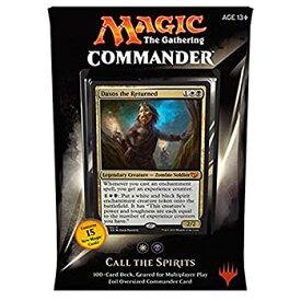 【中古】MTG Commander 2015 Edition Magic the Gathering - Call the Spirits White Black Deck New Sealed