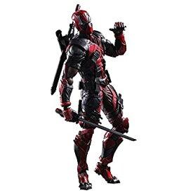 【中古】Marvel Universe Variant Play Arts Kai Deadpool Action Figure