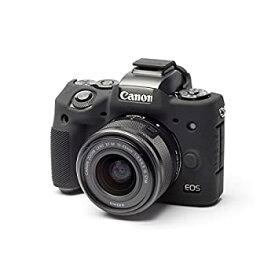 【中古】DISCOVERED イージーカバー Canon EOS M5 用 カメラカバー ブラック 液晶保護フィルム付
