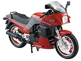 【中古】青島文化教材社 1/12 バイクシリーズ No.26 カワサキ GPZ900R ニンジャ A7型 カスタムパーツ付き プラモデル
