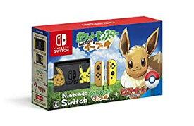 【中古】Nintendo Switch ポケットモンスター Let's Go! イーブイセット (モンスターボール Plus付き)