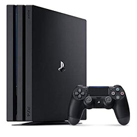 【中古】PlayStation 4 Pro ジェット・ブラック 2TB (CUH-7200CB01)