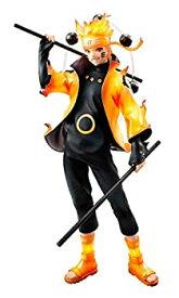 【中古】G.E.M.シリーズ NARUTO-ナルト- 疾風伝 うずまきナルト 六道仙人モード 完成品フィギュア