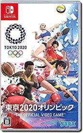【中古】東京2020オリンピック The Official Video Game - Switch