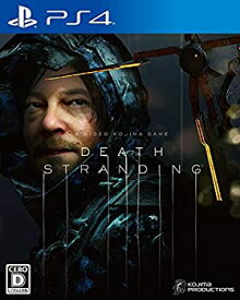 【中古】【PS4】DEATH STRANDING