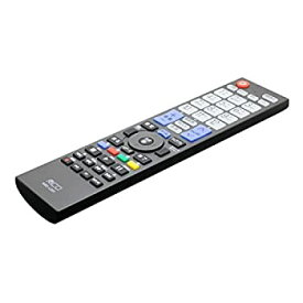 【中古】ミヨシ メーカー別テレビリモコン LG テレビ 対応 MRC-LG01