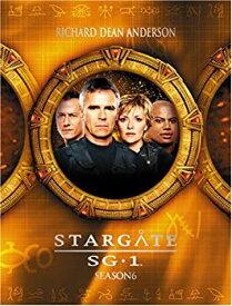 【中古】スターゲイト SG1 シーズン6 DVDザ・コンプリートボックス