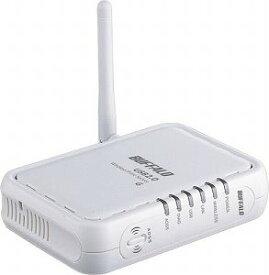 【中古】BUFFALO LPV3-U2-G54 無線USBプリントサーバ