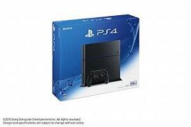 【中古】PlayStation 4 ジェット・ブラック (CUH-1200AB01)【メーカー生産終了】