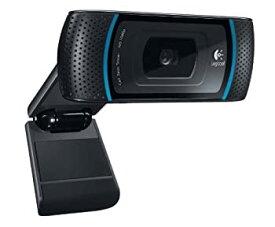 【中古】LOGICOOL HD プロ ウェブカム 500万画素 カールツァイス社製レンズ採用 C910