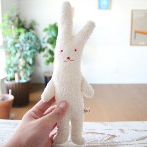 出産祝いにウサギのぬいぐるみ