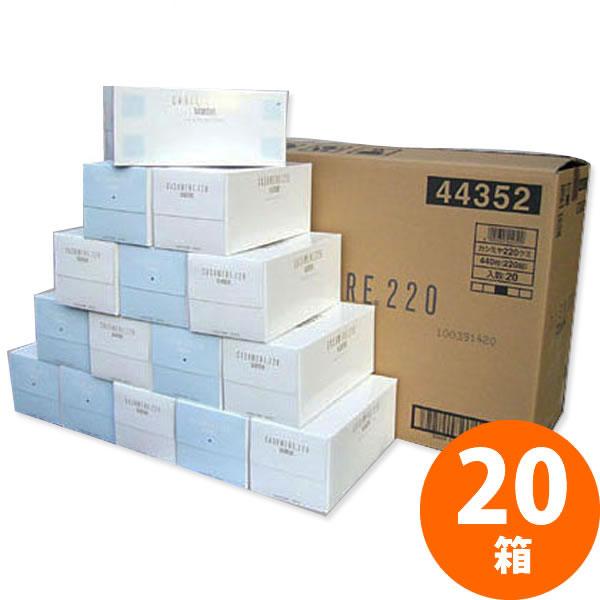 ティッシュペーパー クレシア スコッティ カシミヤ 20箱[日本製紙]やわらか肌触りの良いティッシュ 買い置き まとめ買い 消耗品【ポイント10倍】【フラリア】