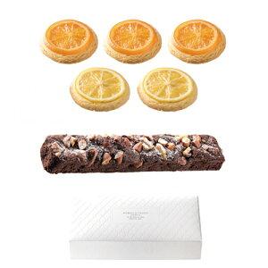 アーモンドショコラ&オレンジ・レモンクッキーOCEAN & TERRE SWEETS