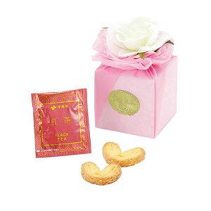 【プチギフト】ハッピーラパン・ピンク(パイ&紅茶)1個