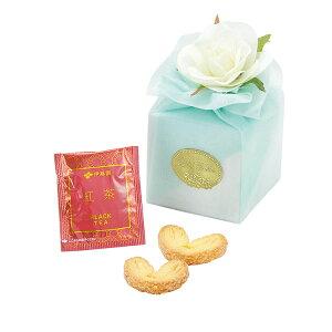 【プチギフト】ハッピーラパン・ブルー(パイ&紅茶)1個