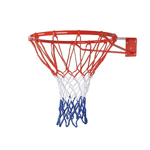 バスケットゴールセット / KW-649 バスケリング バスケットボールリング バスケゴール バスケ リング バラ売り リングのみ リング内径約42cm バスケットボール7号対応 ダンク