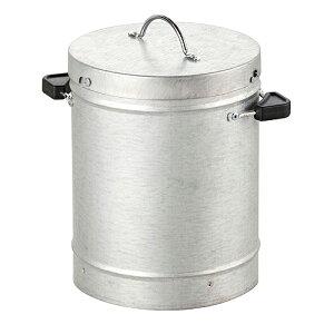 チャコール缶 / BD-440 炭入れ 火消しつぼ 火消し壺 火消し壷 火消し木炭 炭 保管 炭つぼ