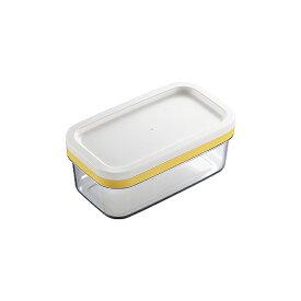 カットできちゃうバターケース / ST-3005 バターケース バター保存容器 バターカッター バターカッター付容器 日本製 〈定形外郵便のみ送料無料〉