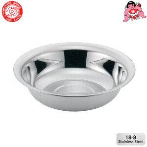 日本製 18-8ステンレス 洗面器 直径32cm / MA-396B 洗面器 ステンレス洗面器 18-8ステンレス洗面器 燕三条