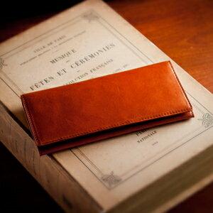 【伝統職人】【COCOMEISTER(ココマイスター)】マットーネ・マルチウォレット イタリア千年もの歴史を誇る伝統皮革 長財布 メンズ 紳士物