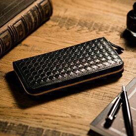 【伝統職人】【COCOMEISTER(ココマイスター)】マットーネ・オーバーザウォレット イタリアで千年以上もの歴史を誇る伝統皮革の長財布 メンズ 紳士物