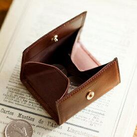 【伝統職人】【COCOMEISTER(ココマイスター)】パティーナ・BOX小銭入れ