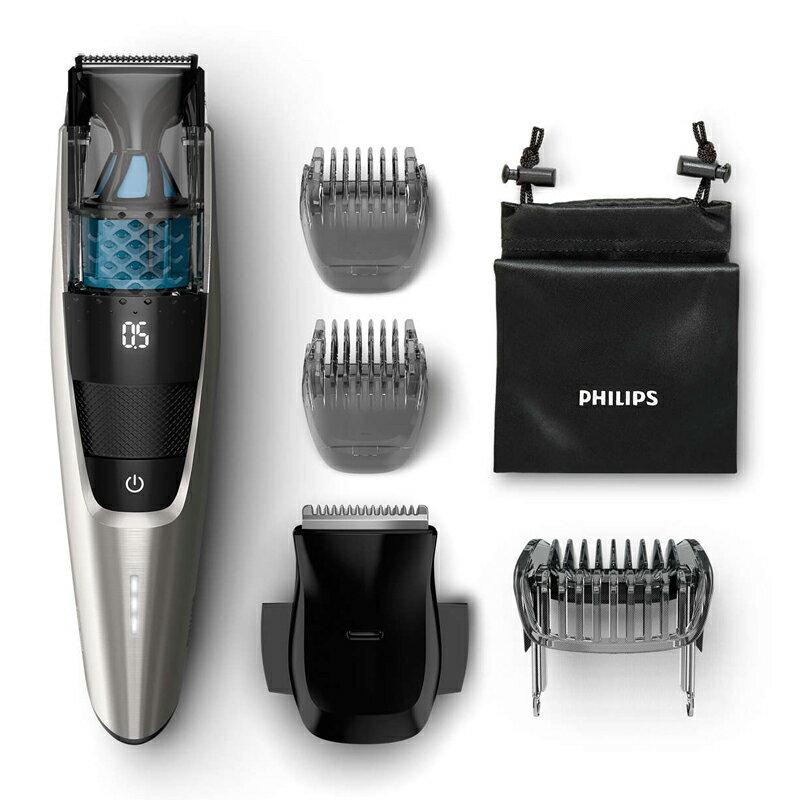 フィリップス バキュームヒゲトリマー BT7220/15 | ひげトリマー 髭 ひげ カッター 1mm 0.5mm 送料無料 PHILIPS
